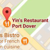 Port Dover Map